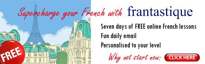Learn French with Frantastique