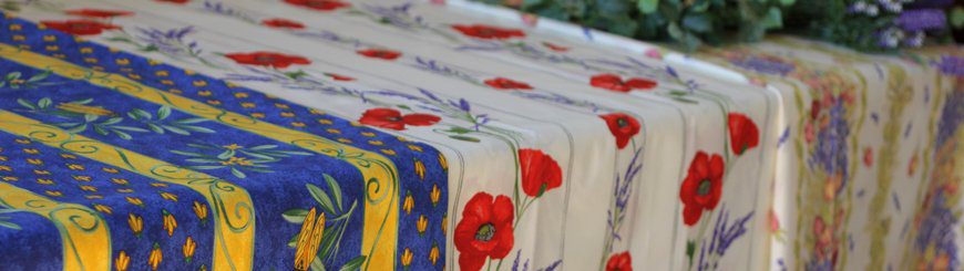 Tablecloth Pattern Linear