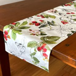 Table Runners Double Sided Cherry