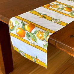 Table Runners French Citron