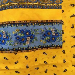 Apron Tradition Yellow Detail