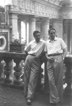 Founders of Tessitura Toscana Telerie
