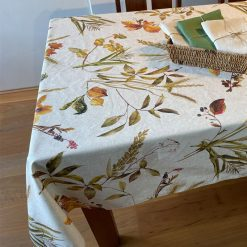 Autumn Leaves Rectangle Wipe Down Tablecloth