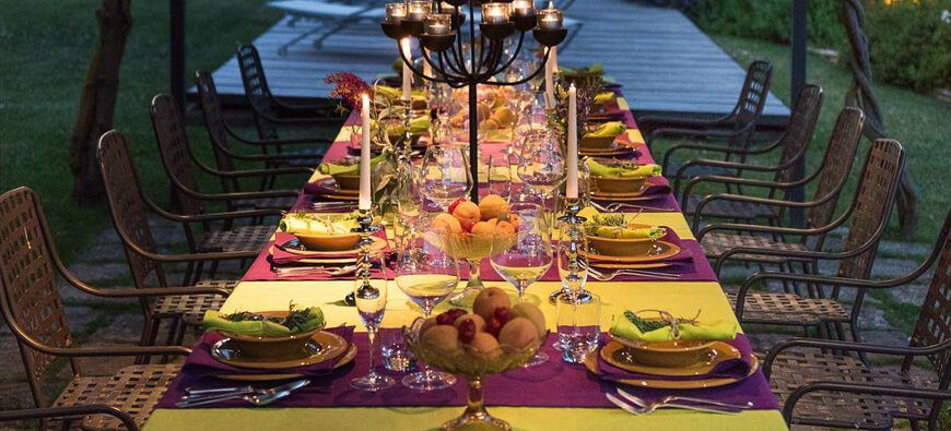 Creative Ideas with Table Runners