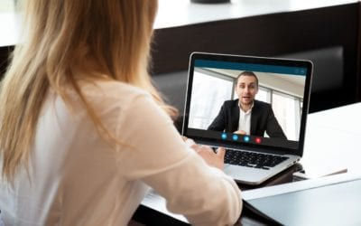 Virtual interviews – 5 top tips for success