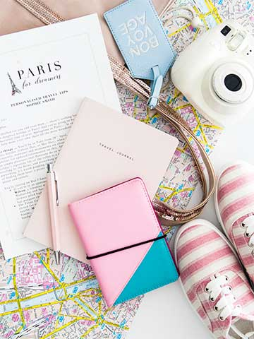 Order Your Personalised Travel Tips